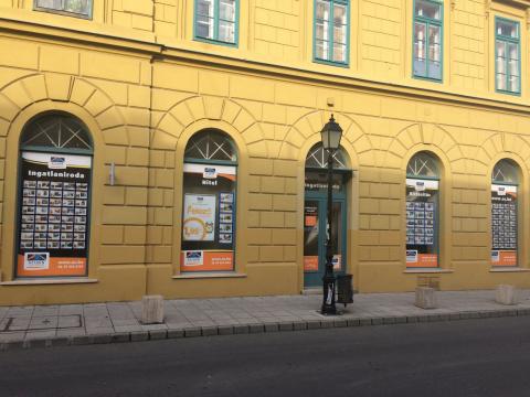 Pécs - Király utca