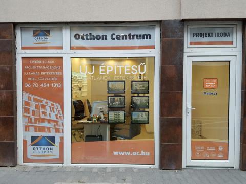 XIII. kerület - Petneházy u. Projekt iroda